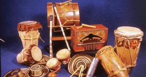 Taller de tamboras - Academia de musica Bucaramanga