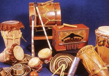 Taller de música Afrocolombiana (Tamboras)