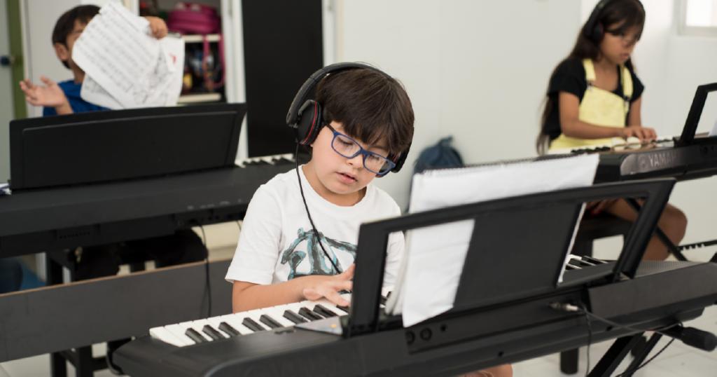 El_puente_academia_de_músicaclases de piano